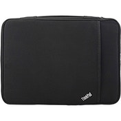 Lenovo 4X40N18007 notebook case 30.5 cm (12 inch) Sleeve case Black