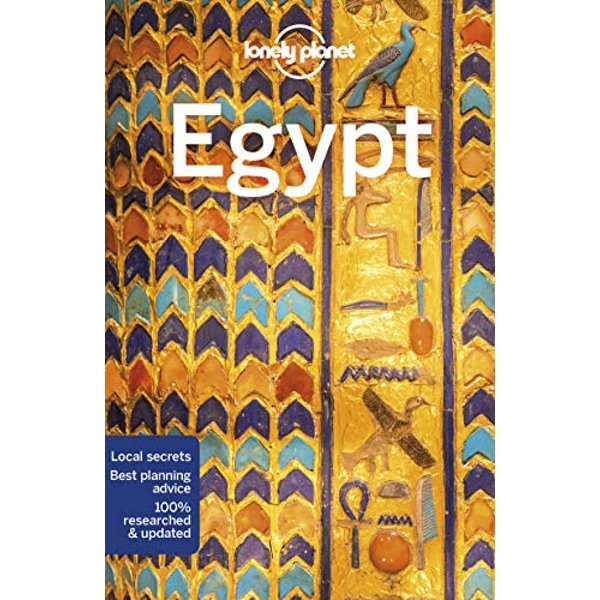 Lonely Planet Egypt  Paperback / softback 2018