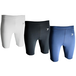 """Precision Essential Base-Layer Shorts Navy - XXL 42-44"""" - Image 2"""