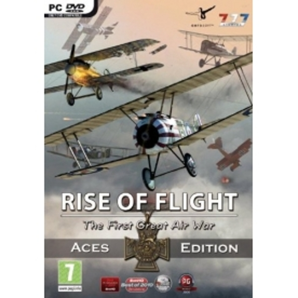 Rise of Flight Aces Edition Game PC