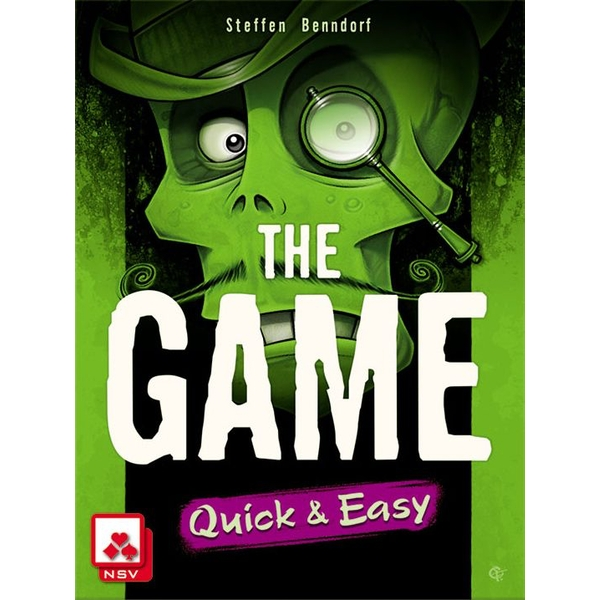 The Game 'Quick & Easy' Card Game