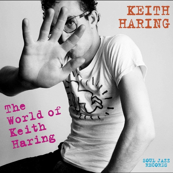 Keith Haring - The World Of Keith Haring (Influences + Connections) Vinyl