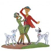 Just Had To Meet (101 Dalmatians) Enchanting Disney Figurine