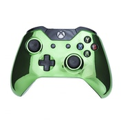 Chrome Green Edition Xbox One Controller