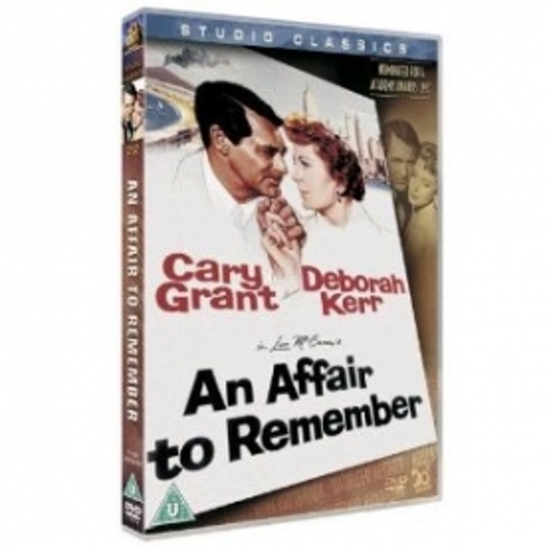 An Affair To Remember Studio Classics DVD