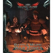 Warhammer 40000 Roleplay Wrath & Glory Battle Map Board Game
