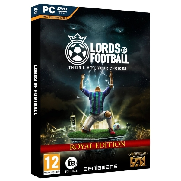The Lords of Football Royal Edition Game PC