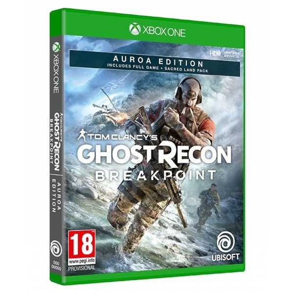 Tom Clancy's Ghost Recon Breakpoint Auroa Edition Xbox One Game