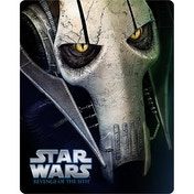 Star Wars: Revenge of the Sith Episode 3 (Blu-ray) Steel Book