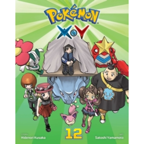 Pokemon X*Y, Vol. 12 : 12