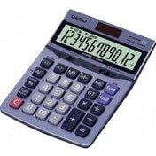 Casio DF120TER Desk Calculator with Tax & Euro Calculations