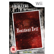 Resident Evil Archives Game Wii