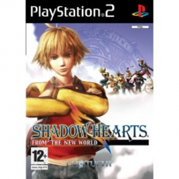 Image of Shadow Hearts [PS2]