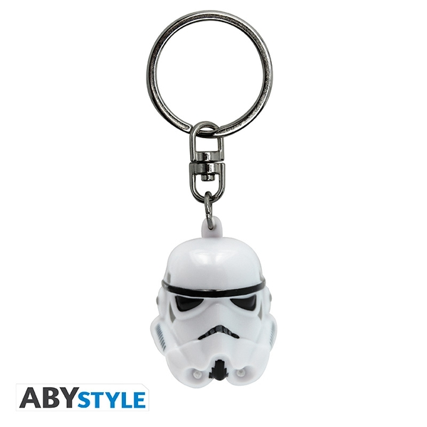 Star Wars - Abs Trooper 3D Keychain