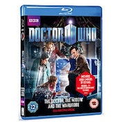 Doctor Who Christmas Special 2011 The Doctor, The Widow And The Wardrobe Blu-ray