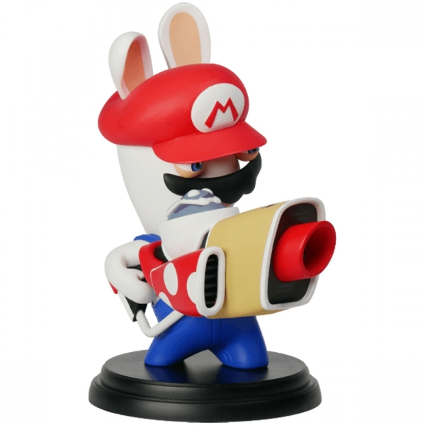 "Mario & Rabbids Kingdom Battle Rabbid Mario 6"" Figure"