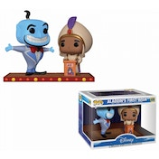 Ex-Display Aladdin's First Wish Funko Pop! Movie Moments Vinyl Figure Used - Like New