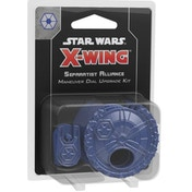 Star Wars X-Wing: Separatist Alliance Maneuver Dial Upgrade Kit Board Game