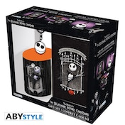 Disney - The Nightmare Before Christmas (Mug + Keyring + Notebook) Gift Box
