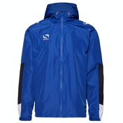 Sondico Venata Rain Jacket Adult Small Royal/White/Navy