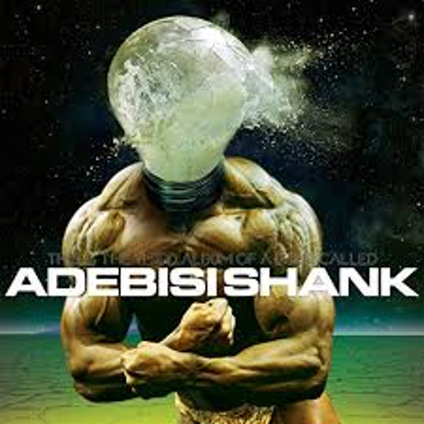 Adebisi Shank ‎– This Is The Third Album Of A Band Called Adebisi Shank Vinyl