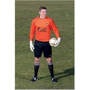 Precision Schmeichel Goalkeeping Shirt 46-48 inch Orange