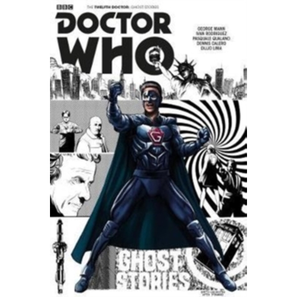 Doctor Who: Ghost Stories