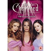 Charmed Series 4 DVD