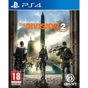 The Division 2 PS4 Game (Private Beta)