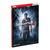 Uncharted 4 A Thiefs End Standard Edition Strategy Guide Paperback