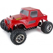TAMCO RANGER 4WD 1:10 EP Red Radio Controlled Truck