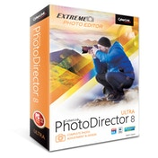 CyberLink PhotoDirector 8 Ultra Complete Photo Adjustment and Design