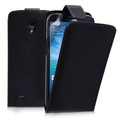 YouSave Accessories Samsung Galaxy Mega 6.3 Leather-Effect Flip Case - Black