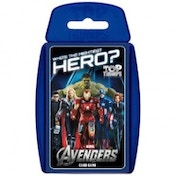 Top Trumps The Avengers