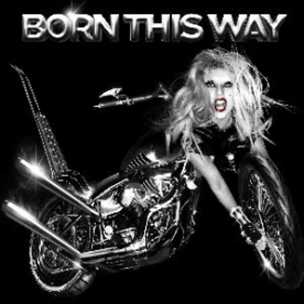 Lady Gaga Born This Way CD