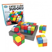 Think Fun - Colour Cube Sudoku