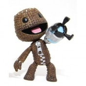 Little Big Planet Sackboy Grappling Hook 3