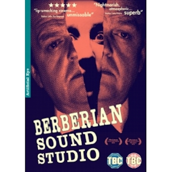 Berberian Sound Studio DVD