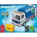 Playmobil Recycling Truck with Flashing Light - Image 2