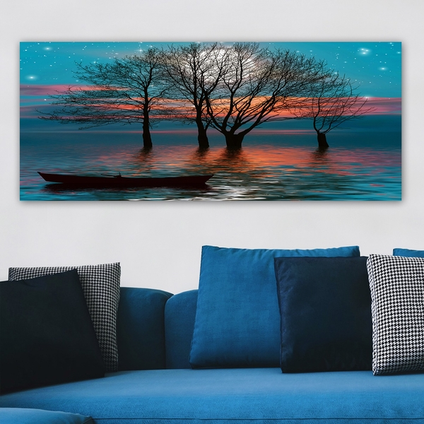 YTY103234329560_50120 Multicolor Decorative Canvas Painting