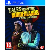 Tales From The Borderlands PS4 Game