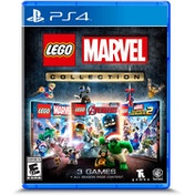 Lego Marvel Collection PS4 Game