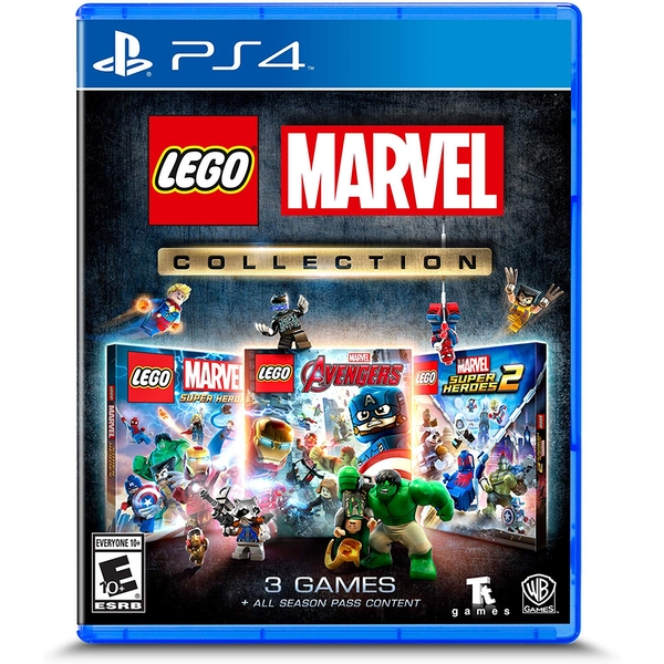 Lego Marvel Collection PS4 Game (#)