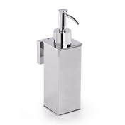 Wall-Mounted Stainless Steel Soap Dispenser | M&W