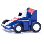 Pull Back And Go Racing Toy Car (1 At Random)