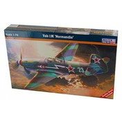 Mister Craft Yak-1M Normandie 1:72 Model Kit