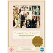 Downton Abbey The Weddings DVD