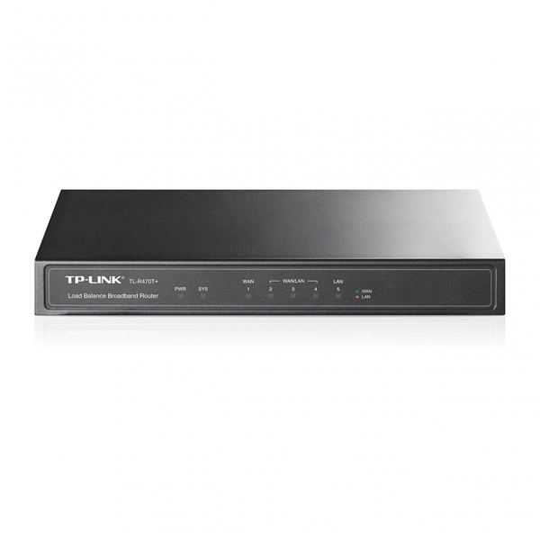 TP-LINK TL-R470T  Load Balance Broadband Cable Router