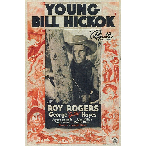 Young Bill Hickok DVD