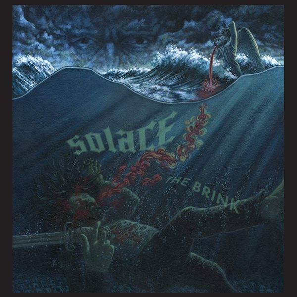 Solace - The Brink Vinyl